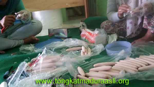 Packing tongkat madura asli