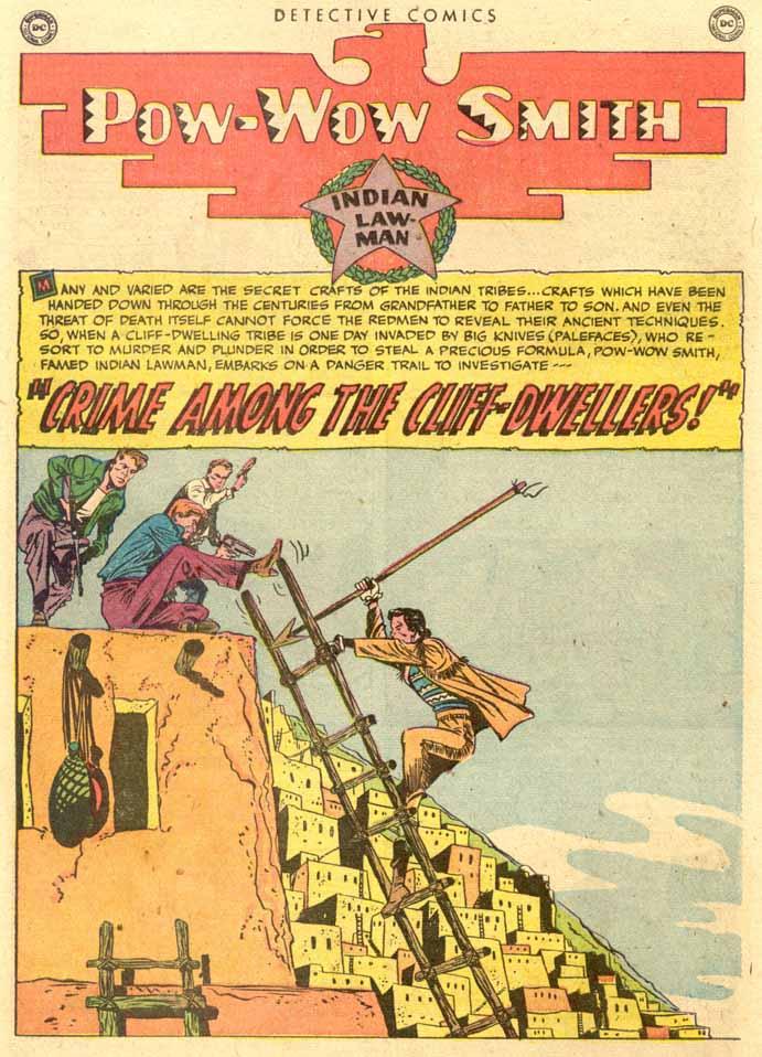 Read online Detective Comics (1937) comic -  Issue #159 - 39