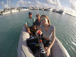 In the Bahamas! – Abacos – Marsh Harbour waiting for the winds to die down - Apr 16, 2017 - great-loop