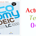 Listening Actual Test 4 Economy TOEIC Volume 2