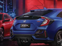 New Honda Civic Hatchback RS is Back! Ini Kelebihannya