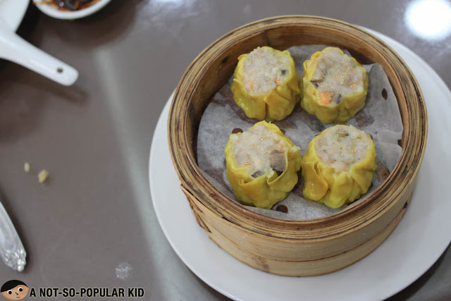 Pork Siomai of Tien Ma