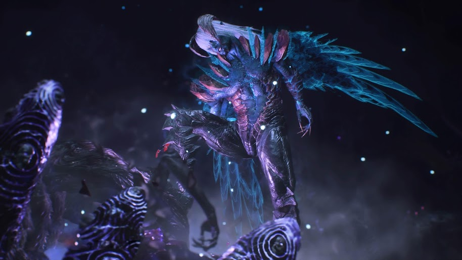 Devil May Cry 5 Nero Devil Trigger 4k Wallpaper 100