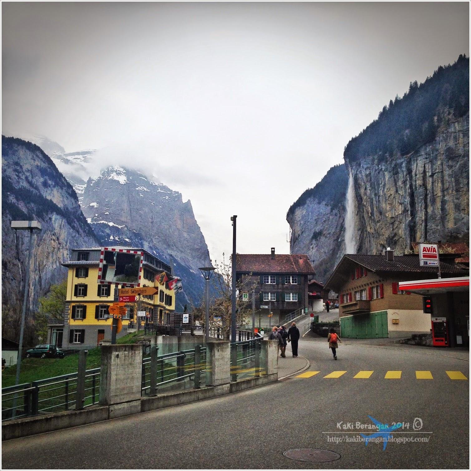 Part2 Train Ride Geneva Montreux Interlaken