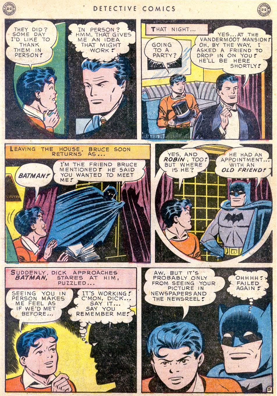 Detective Comics (1937) 145 Page 6