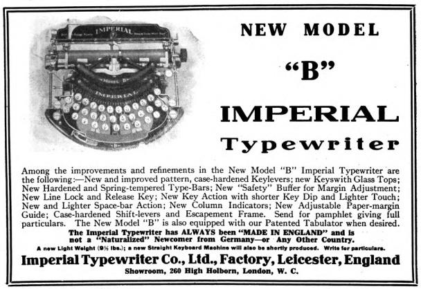 oz.Typewriter: Imperial Portable Typewriters 1908-1978
