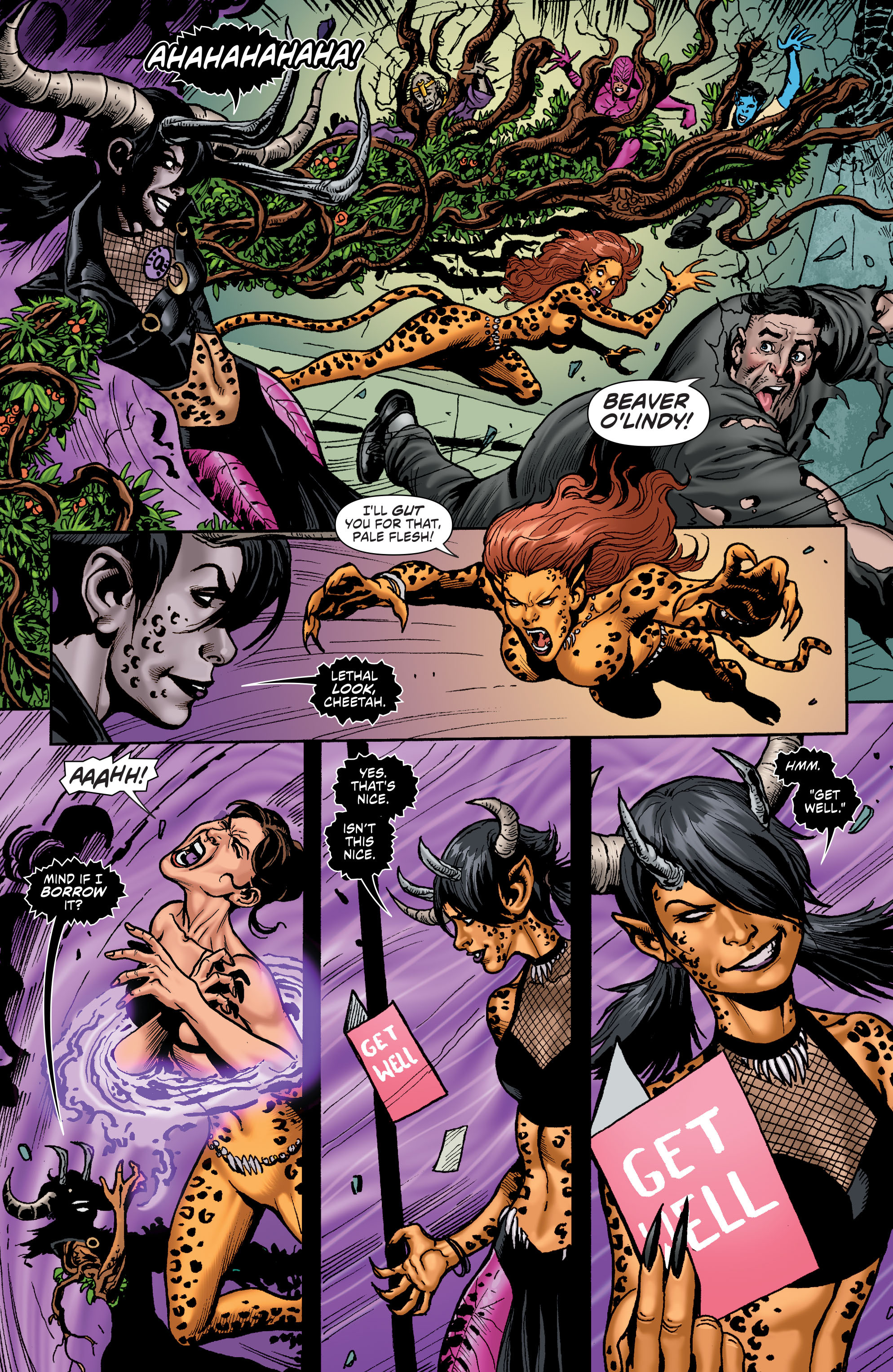 Read online Secret Six (2015) comic -  Issue #8 - 7