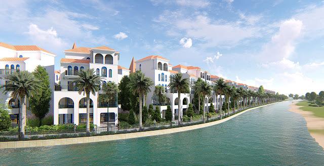 Sunshine Wonder Villas Ciputra biệt thự khu đô thị Ciputra, Phú Thượng, Tây Hồ, Hà Nội