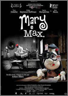 Mary e Max – Uma Amizade Diferente Dublado