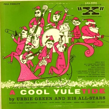 Urbie Green And His Orchestra The Persuasive Trombone Of Urbie Green Volume 2