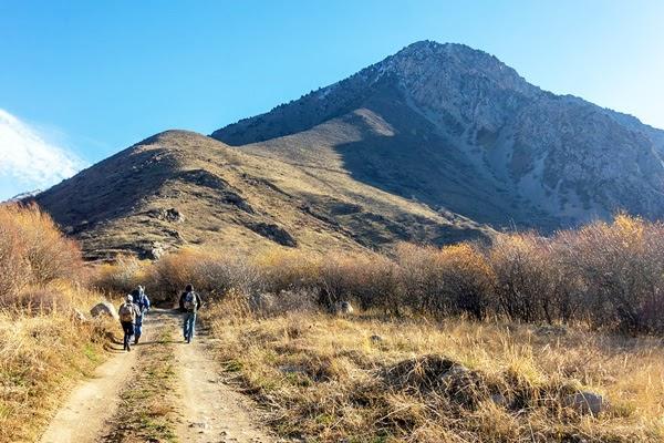 Пальтау - железная гора
