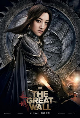 The Great Wall Movie Poster 4