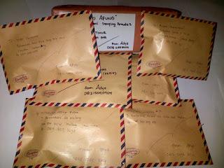 Jasa Kirim Surat dan Dokumen dari Surabaya ke surabaya