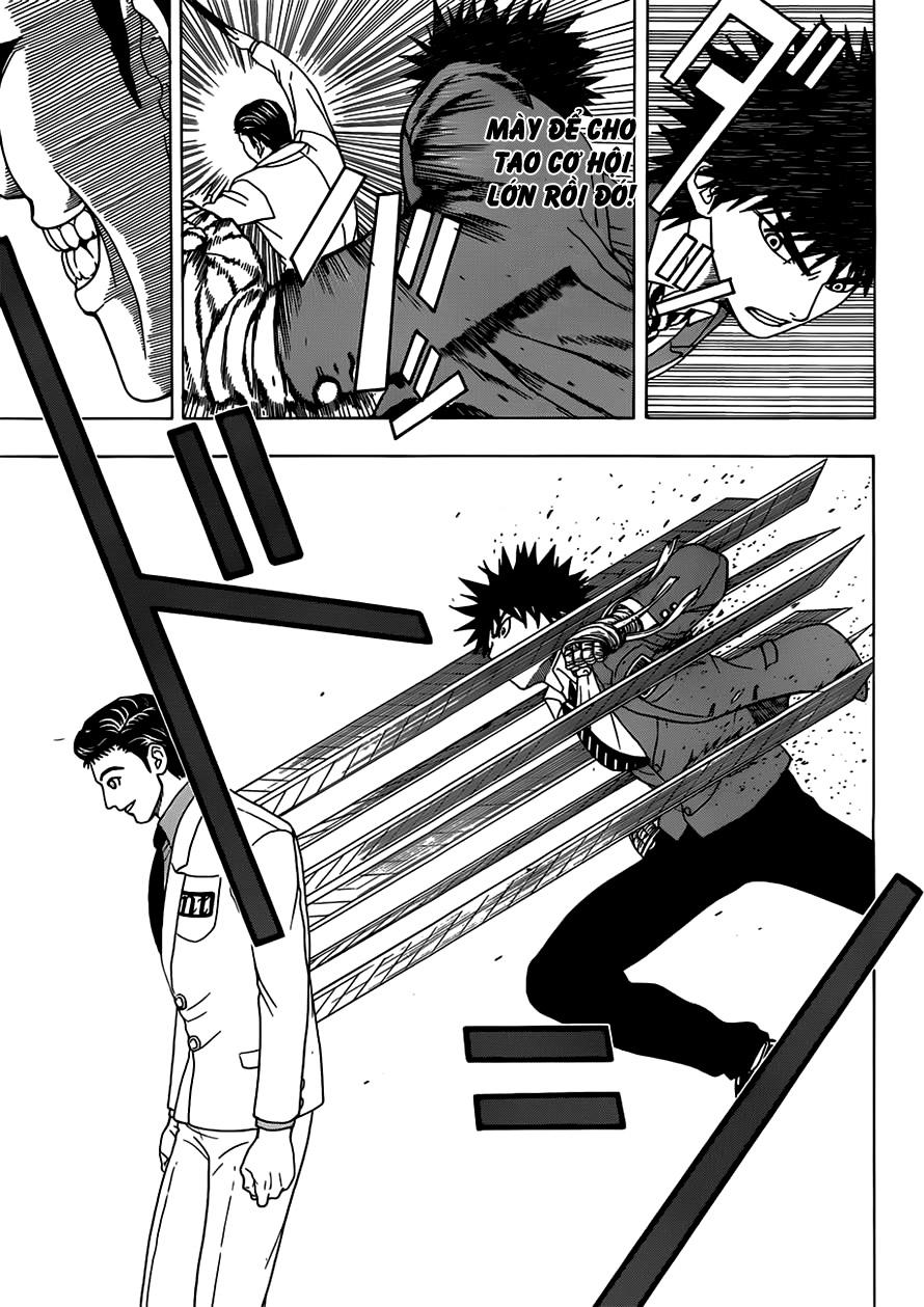 Takamagahara chap 3 trang 12