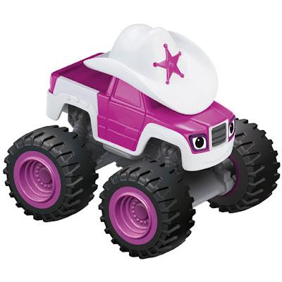 TOYS : JUGUETES  BLAZE Y LOS MONSTER MACHINES - Starla  Mattel 2016 | Serie Televisión Nickelodeon | Fisher-Price  A partir de 3 años   Comprar en Amazon España & buy Amazon USA
