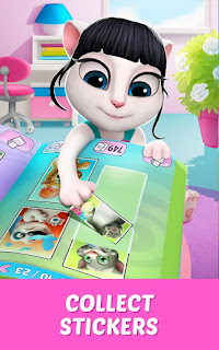 My Talking Angela Apk Mod v3.2.1.48 (All Unlocked)