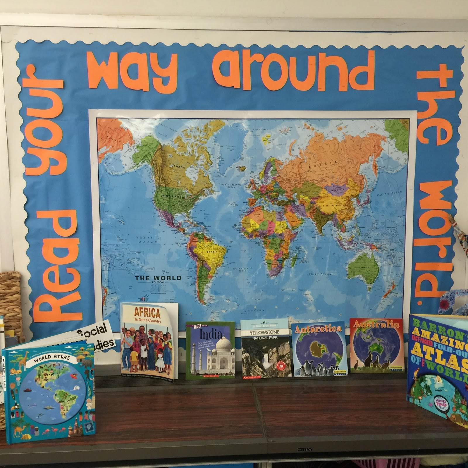 MrsQuimbyReads | Teaching Resources: Back-to-School Bulletin ...