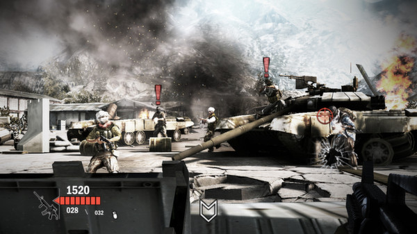 Heavy Fire Afghanistan Free For PC