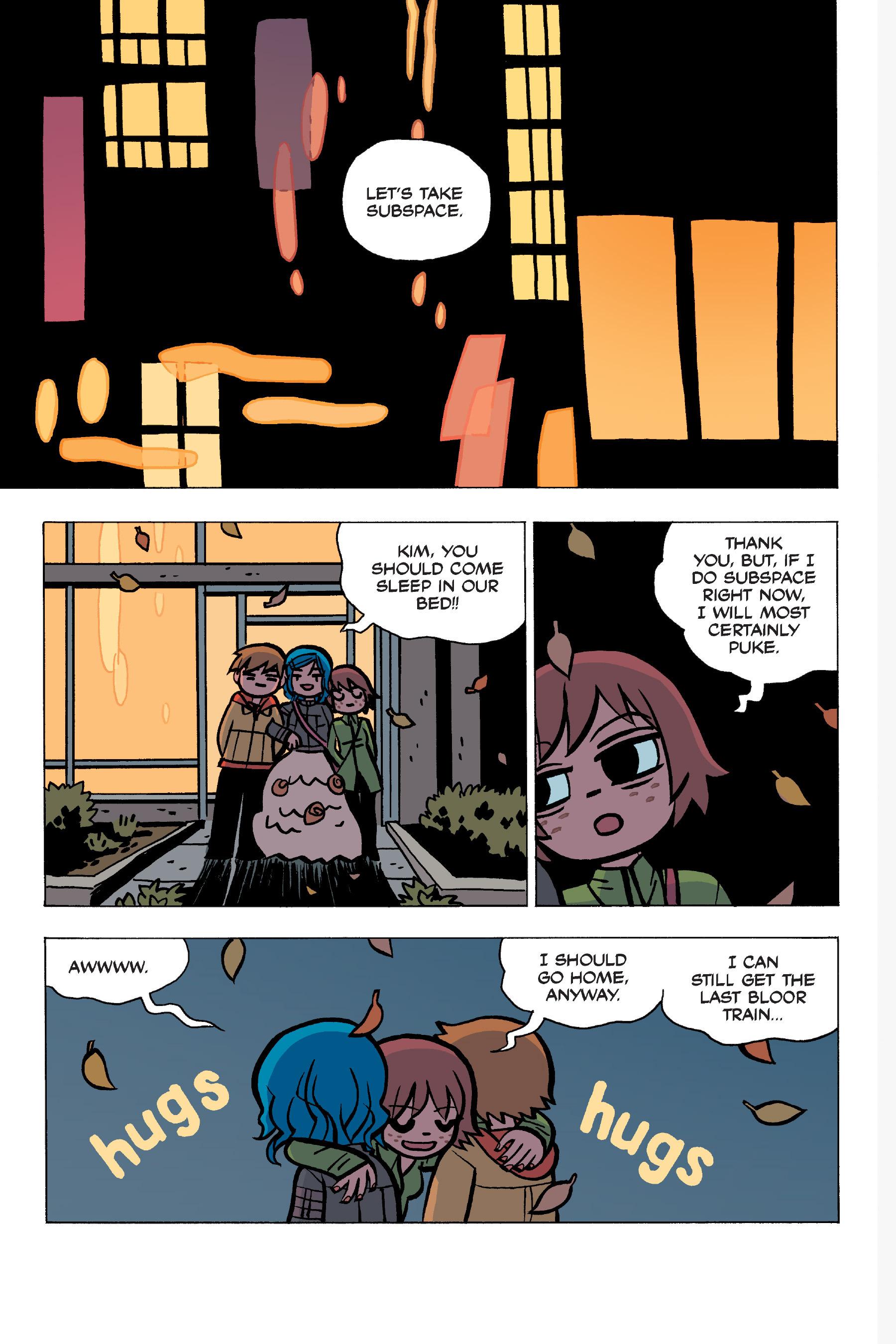 Read online Scott Pilgrim comic -  Issue #5 - 97