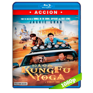 Kung Fu Yoga (2017) BRRip 1080p Audio Dual Latino-Chino