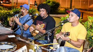 Samba, MPB, rock, blues no Docas Cantareira