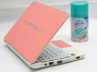 Jual Netbook Acer Aspireone Happy 2 bekas