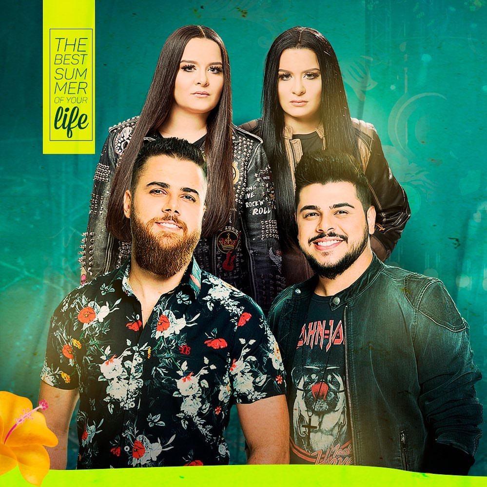 The Best Summer Of Your Life - Maiara & Maraísa e Zé Neto & Cristiano