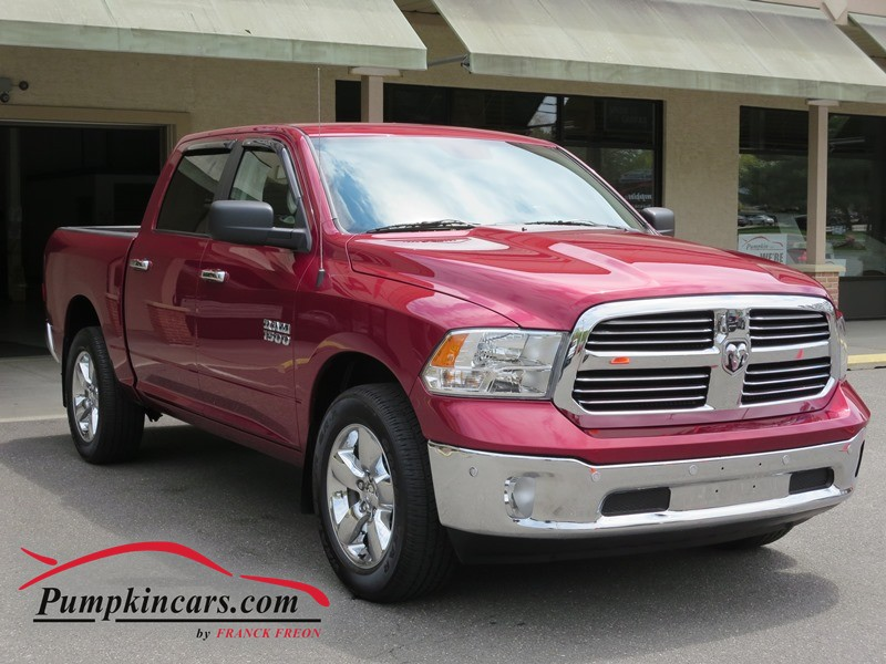 Pumpkin Fine Cars and Exotics: 2015 Ram 1500 with a Factory