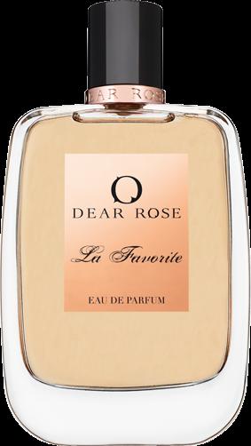Parfum - Dear Rose la favorite