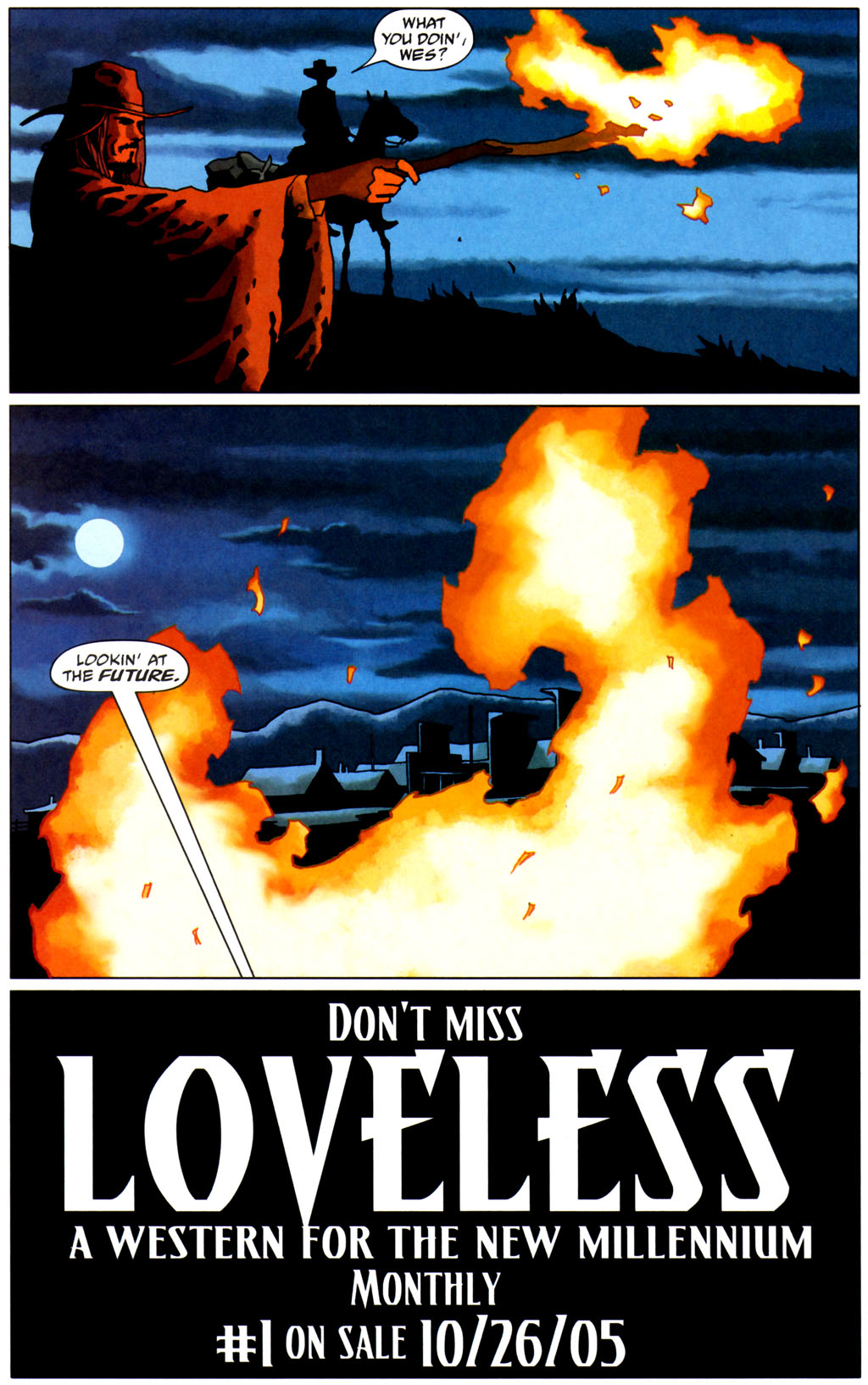 Read online 100 Bullets comic -  Issue #64 - 32