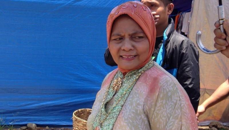 Ketua Yayasan Dimas Kanjeng Marwah Daud