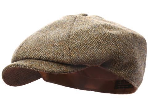 e4f82f59fe1 This style of cap incorporates top-stitched segments