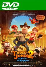 Tadeo Jones 2. El secreto del Rey Midas (2017) DVDRip Español Castellano AC3 5.1