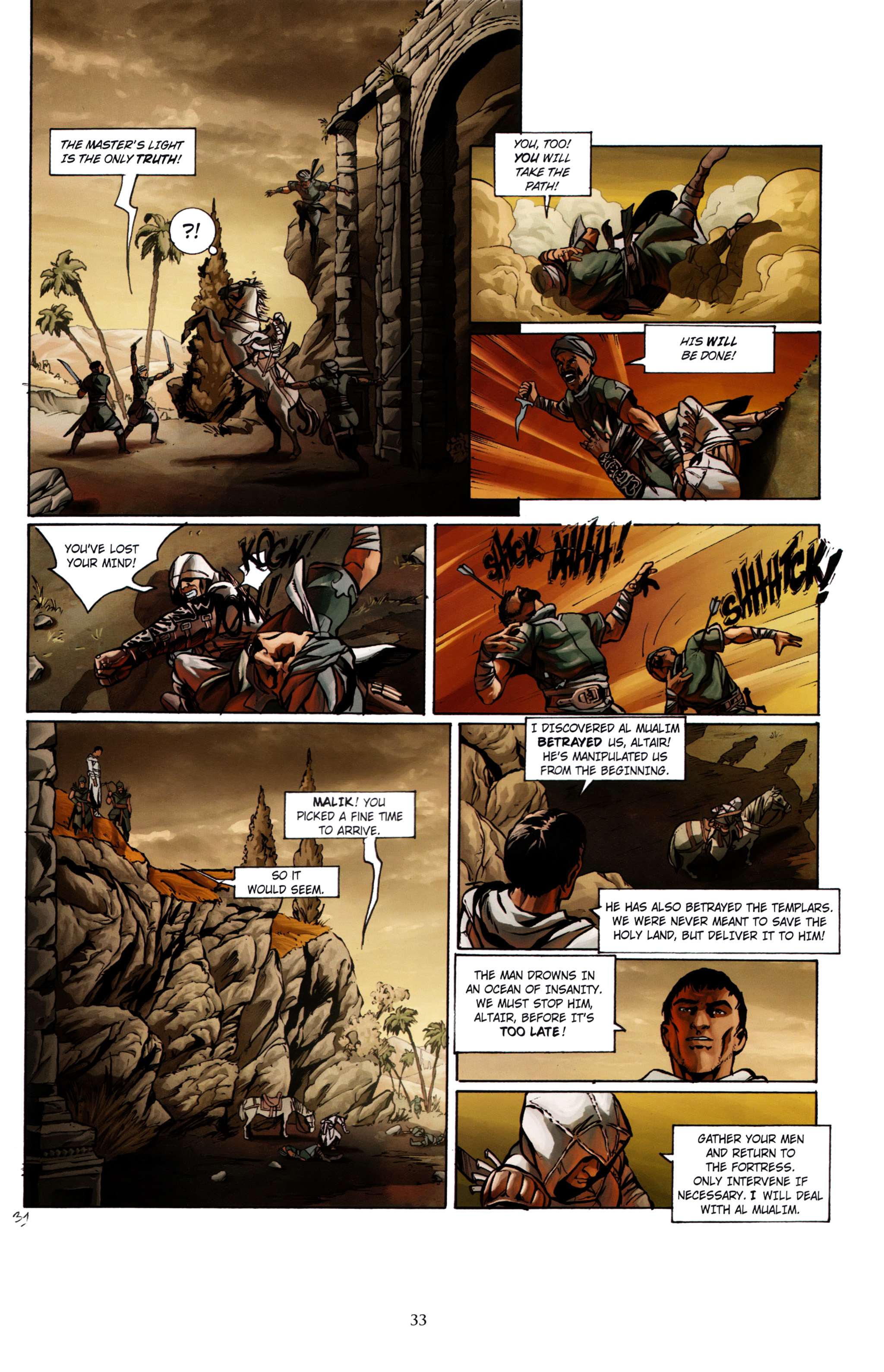 Read online Assassin's Creed (2012) comic -  Issue #1 - 37