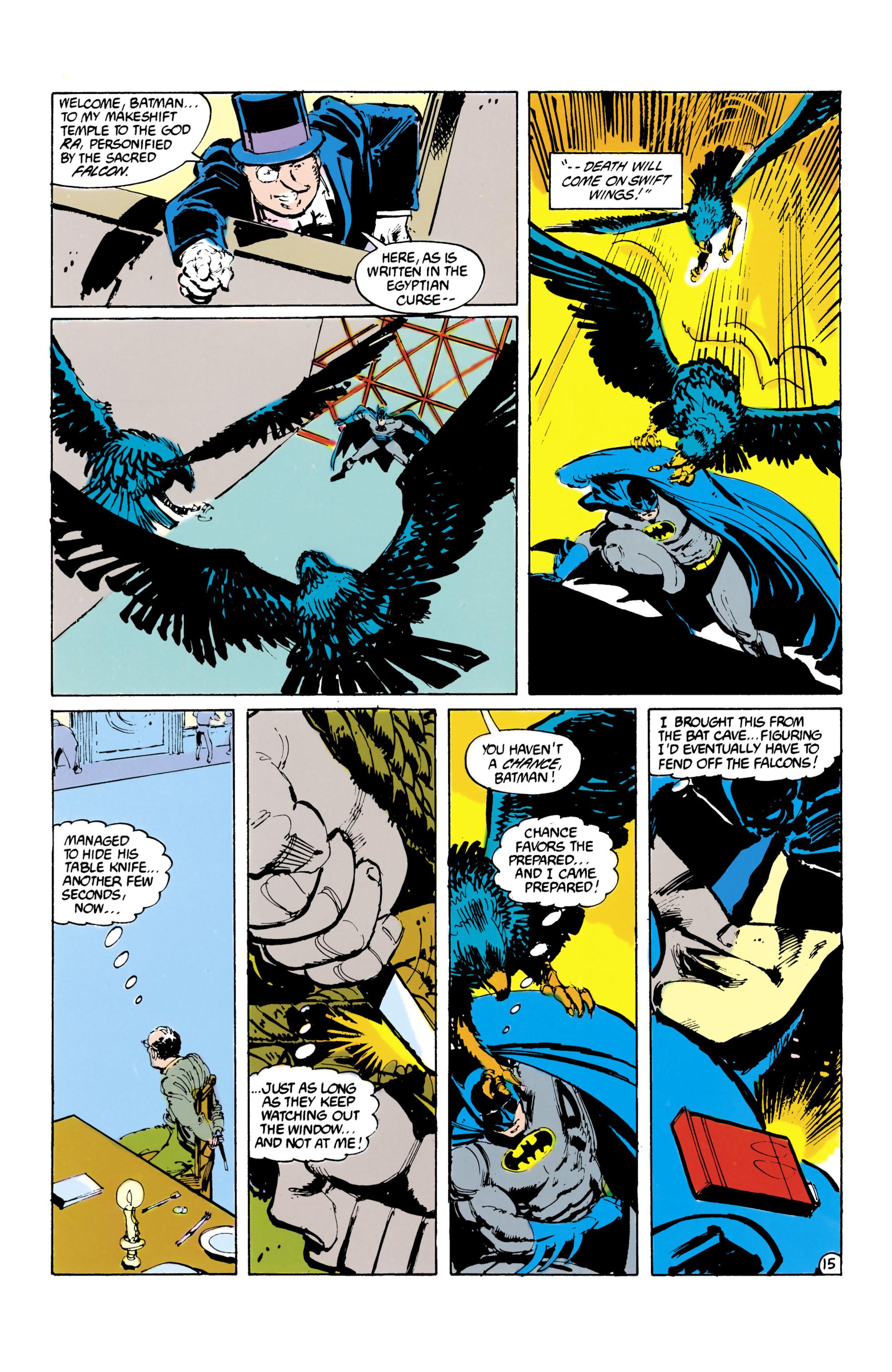 Detective Comics (1937) 568 Page 15
