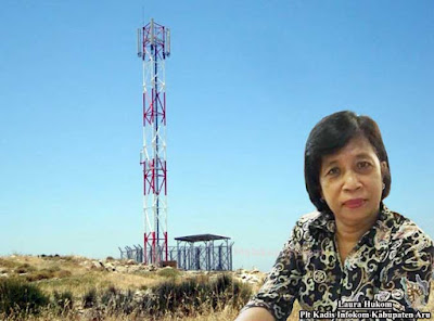Kabupaten Kepulauan Aru Bakal Terima Bantuan BTS dan SSB