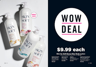 avon catalog 2 2019 skin so soft wow deal
