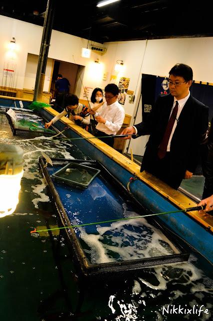 【日本。東京】釣船茶屋-釣魚失敗!不過日式料理也很好吃! 5