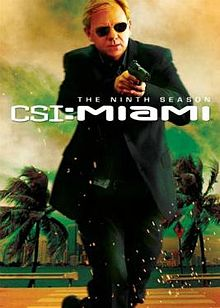 CSI: Miami Temporada 9