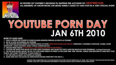 Troleo 4chan - Youtube Porn Day