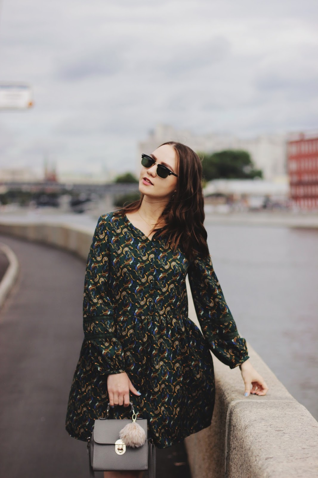 Russian Fashion Blogger | Outfit