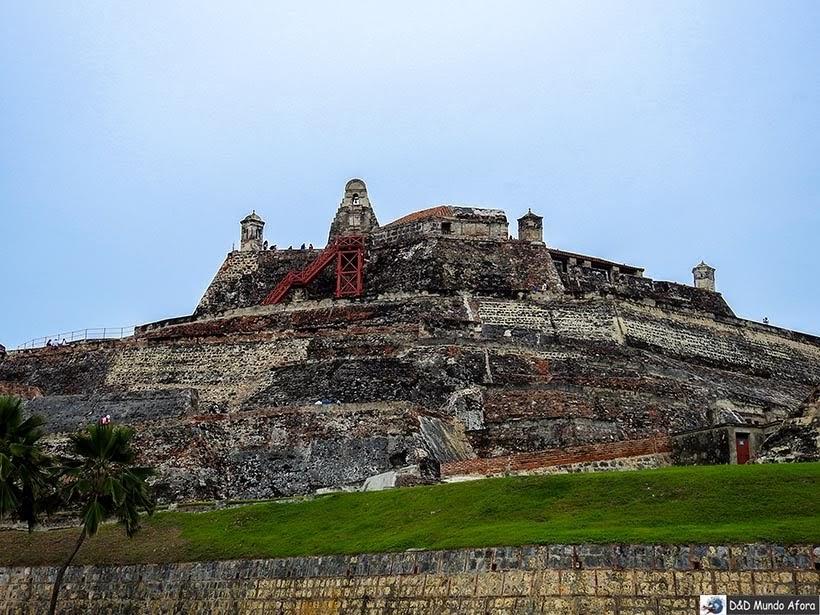 Castelo de San Felipe de Barajas, Cartagena: como visitar