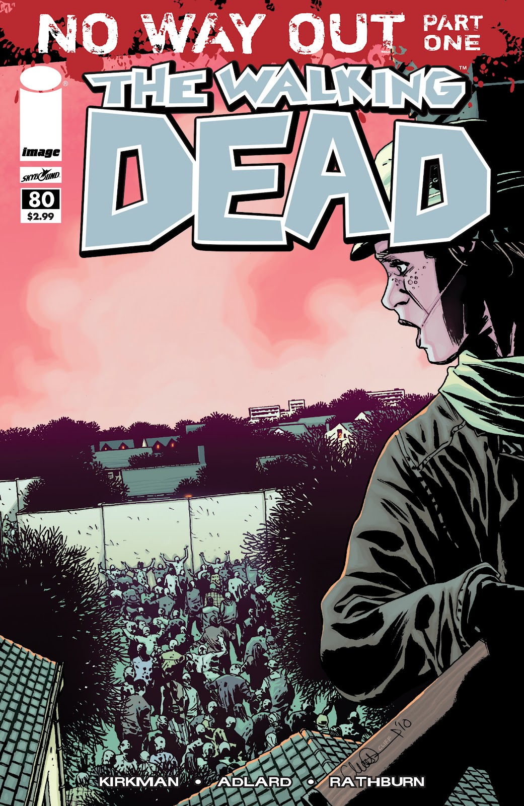 The Walking Dead issue 80 - Page 1