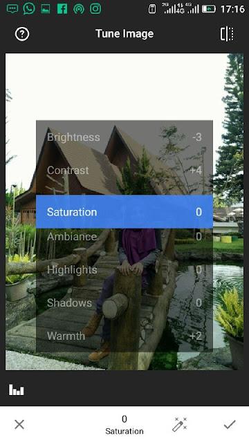 Cara Menambahkan Teks Pada Foto dengan Snapseed