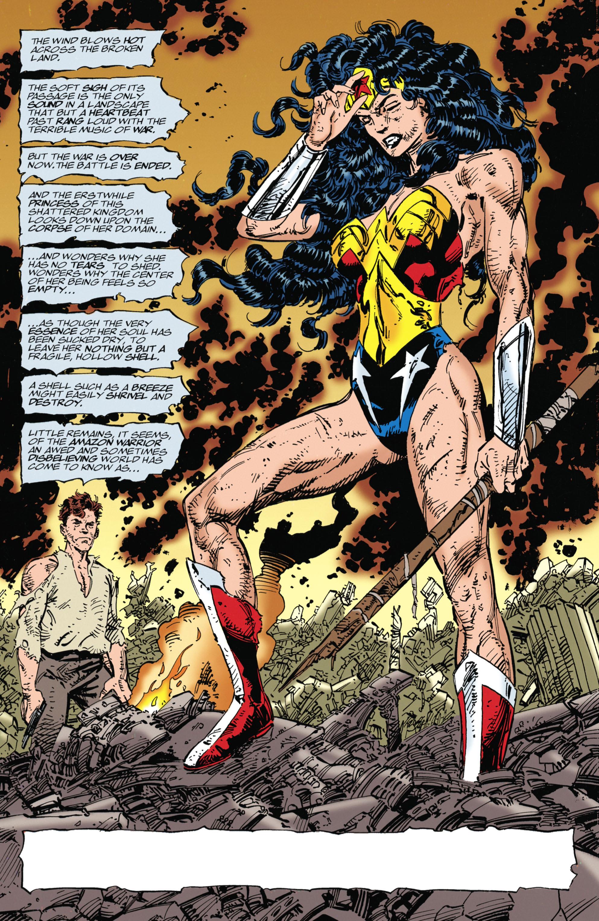 Read online Wonder Woman (1987) comic -  Issue #104 - 2