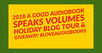 Audiobook Book Publishers holiday giveaway