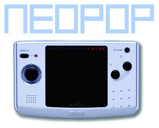 EmuCR: NeoPop SDL