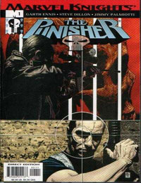 The Punisher (2001) Comic