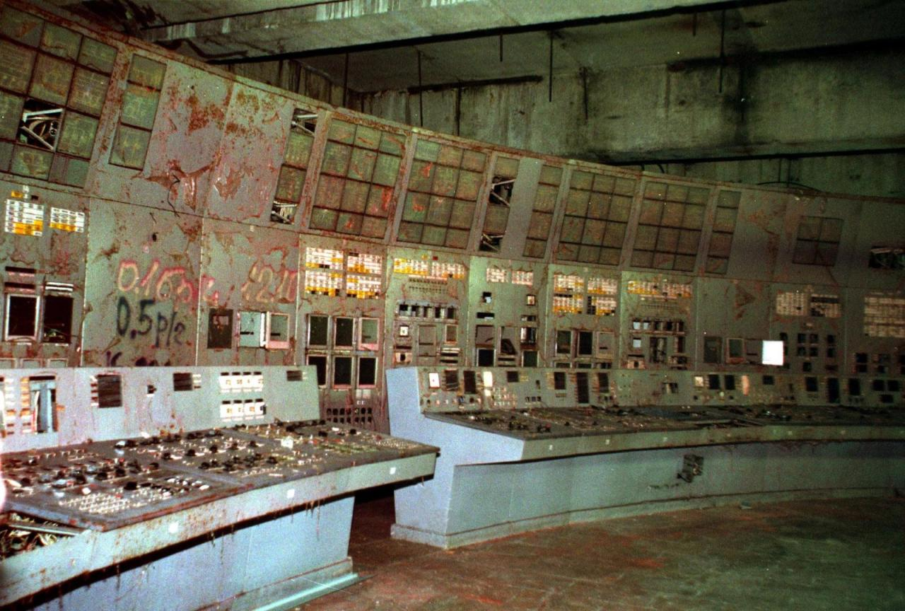 Chernobyl Donors Conference Falls Short Of Goal