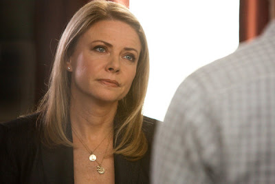 "Actress Faith Ford stars in NBC's ""Field of Vision"""
